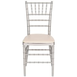 Chiavari Chairs - Silver