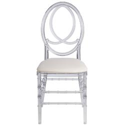 Grace Chairs - Crystal