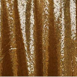 Gold Sequin Panels
